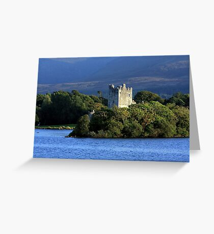 Ross Castle - Killarney - Ireland Greeting Card