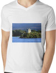 Ross Castle - Killarney - Ireland Mens V-Neck T-Shirt