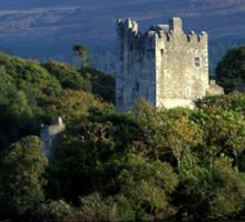 Ross Castle - Killarney - Ireland Sticker