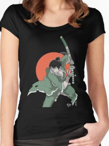 Ryohei the Wanderer Women's Fitted Scoop T-Shirt