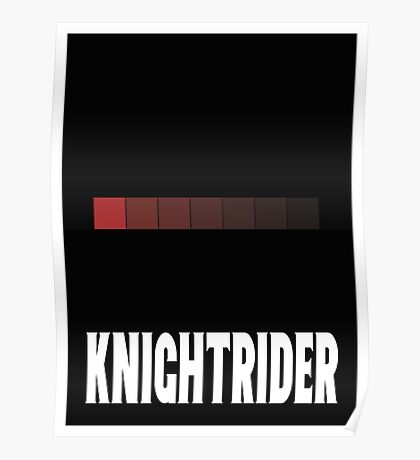Knightrider Poster