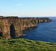 Cliffs of Moher - County Clare - Ireland by aidan  moran