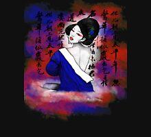 Blue Geisha Unisex T-Shirt