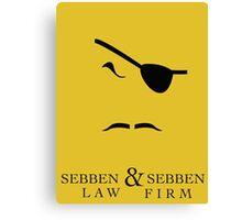 Sebben & Sebben Canvas Print