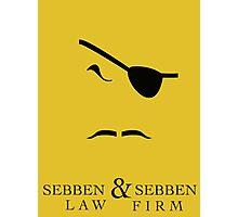 Sebben & Sebben Photographic Print