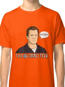 The janitor Classic T-Shirt