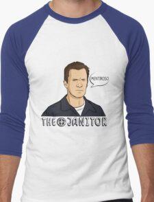 The janitor Men's Baseball ¾ T-Shirt