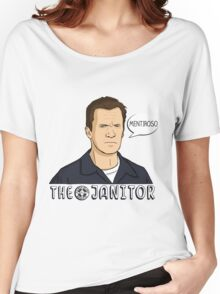 The janitor Women's Relaxed Fit T-Shirt