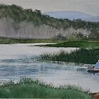 Fishin in the Adirondacks by Pandadoll1