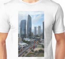 Down town Surfers Paradise Qld Australia Unisex T-Shirt