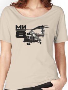 Mi-8 Women's Relaxed Fit T-Shirt