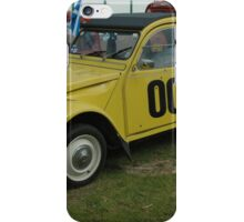 Bond 2cv iPhone Case/Skin