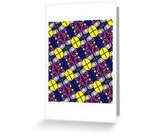 KING OF HEARTS-CLOSE COLOUR Greeting Card