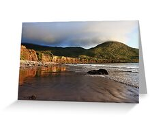 Seaside Reflections - County Kerry - Ireland Greeting Card