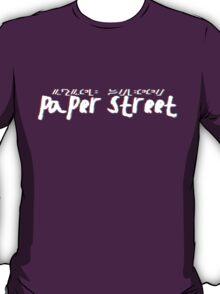 Paper Street T-Shirt