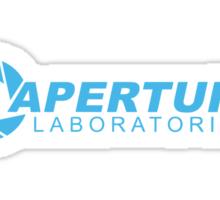 Aperture Laboratories Sticker