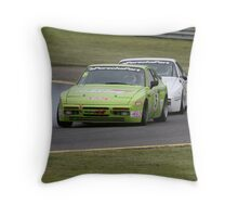 944 Skid Throw Pillow
