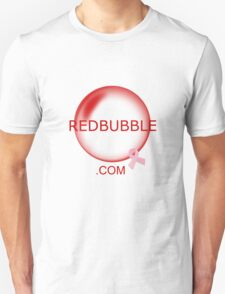 Redbubble.com cancer research support T-Shirt