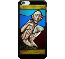 Gollum (Stained Glass) iPhone Case/Skin