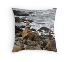 Peace & Tranquility Throw Pillow