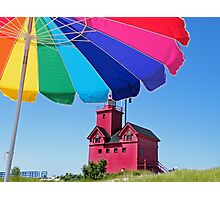 Summer Colors Photographic Print