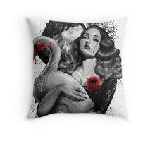 Broken Kingdom Throw Pillow