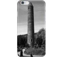 Round Towers Of Ireland iPhone Case/Skin
