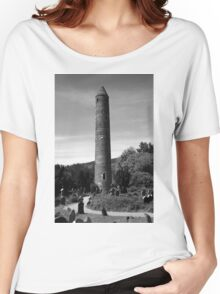 Round Towers Of Ireland Women's Relaxed Fit T-Shirt