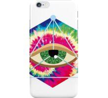 Third eye iPhone Case/Skin
