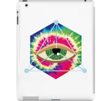 Third eye iPad Case/Skin