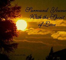 SURROUND YOURSELF by Madeline M  Allen