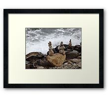 Peace & Tranquility Framed Print