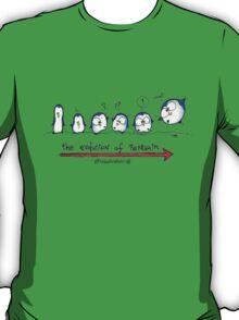 Evolution Of Penguin - PenguiNation T-Shirt