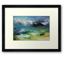 Landscape Art Print Framed Print