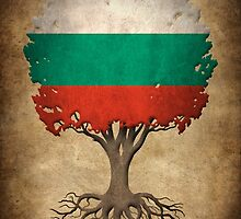 Tree of Life with Bulgarian Flag by Jeff Bartels