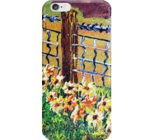 De-Fence............ of............... Flowers............. iPhone Case/Skin