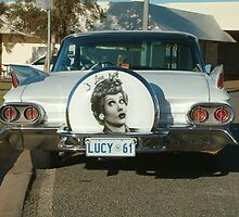Lucille's Caddy by Rod Wilkinson