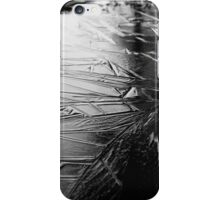 Icy Patterns  iPhone Case/Skin