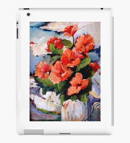 Orange Blossoms iPad Case/Skin