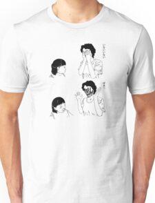 Shintaro – Peek-a-boo Unisex T-Shirt