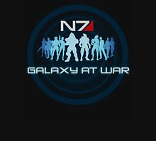 Mass Effect - Galaxy At War Unisex T-Shirt