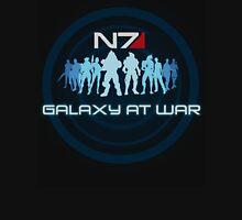 Mass Effect - Galaxy At War Unisex T-Shirt