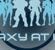 Mass Effect - Galaxy At War Sticker