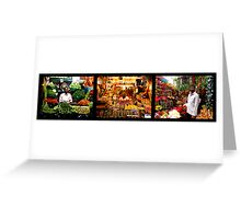 Colours of India 2 Greeting Card