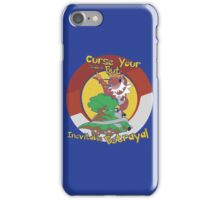 Curse Your Pokemon Betrayal  iPhone Case/Skin