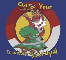 Curse Your Pokemon Betrayal  by JBrandtDesign