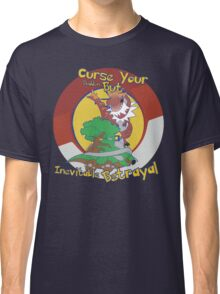 Curse Your Pokemon Betrayal  Classic T-Shirt