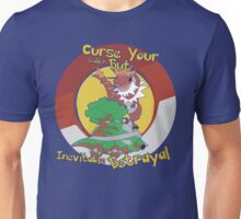 Curse Your Pokemon Betrayal  Unisex T-Shirt