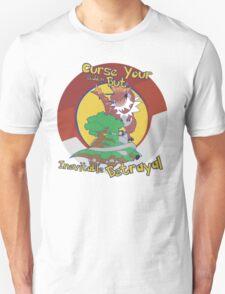 Curse Your Pokemon Betrayal  Unisex T-Shirt