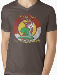 Curse Your Pokemon Betrayal  Mens V-Neck T-Shirt